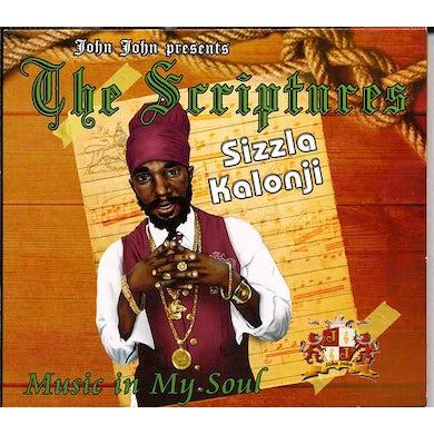 Sizzla SCRIPTURE CD
