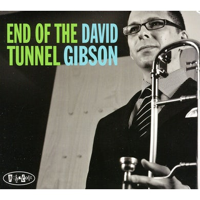David Gibson END OF THE TUNNEL CD