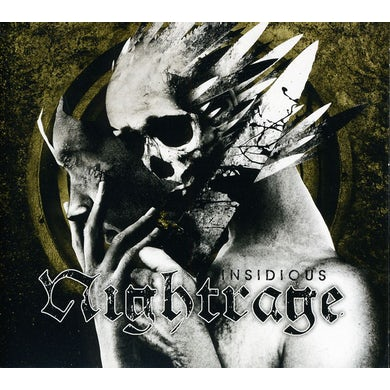 Nightrage INSIDIOUS CD