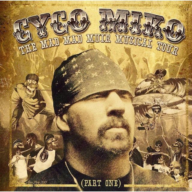 Cyco Miko MAD MAD MUIR MUSICAL TOUR CD