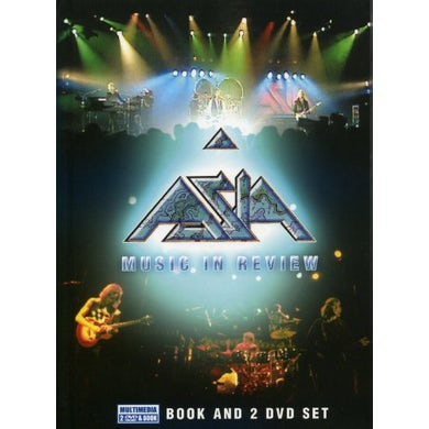 Asia MUSIC IN REVIEW DVD