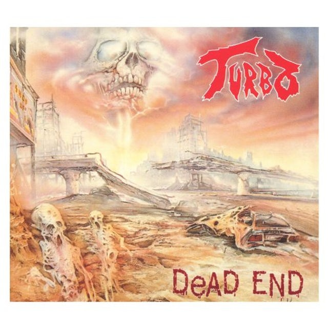 Turbo DEAD END CD