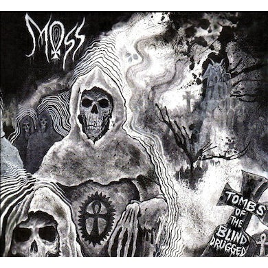 Moss TOMBS OF THE BLIND DRUGGED CD