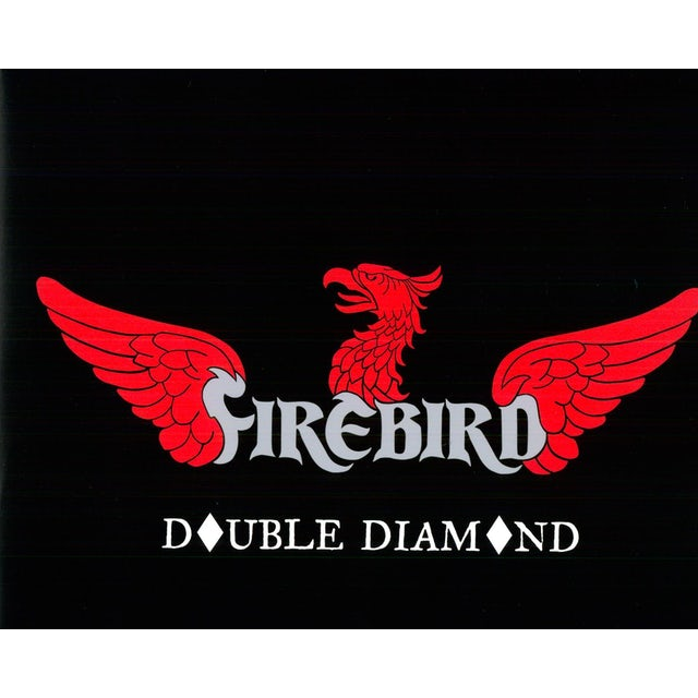 Firebird DOUBLE DIAMOND Vinyl Record