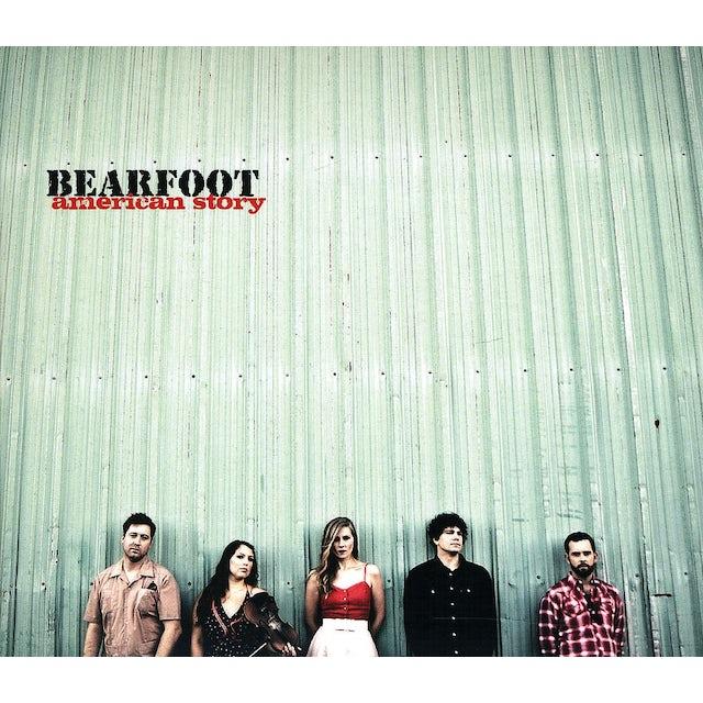 Bearfoot AMERICAN STORY CD