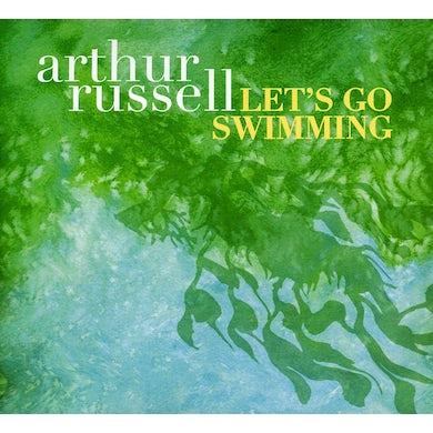 Arthur Russell LET'S GO SWIMMING CD