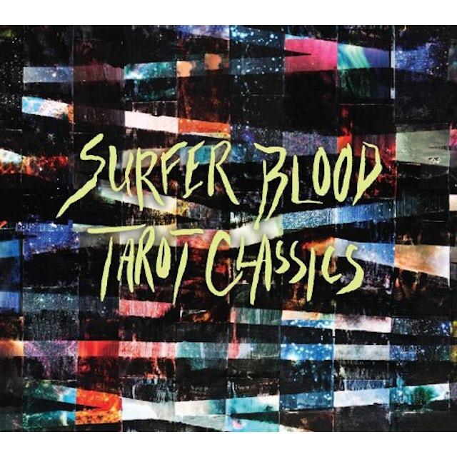 Surfer Blood TAROT CLASSICS Vinyl Record