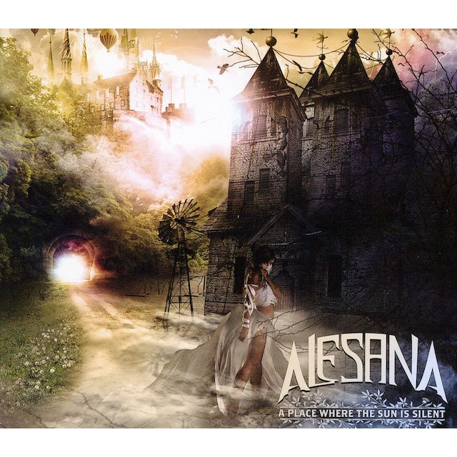 Alesana PLACE WHERE THE SUN IS SILENT CD