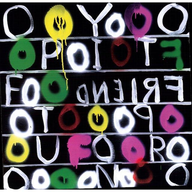 Deerhoof FRIEND OPPORTUNITY Vinyl Record