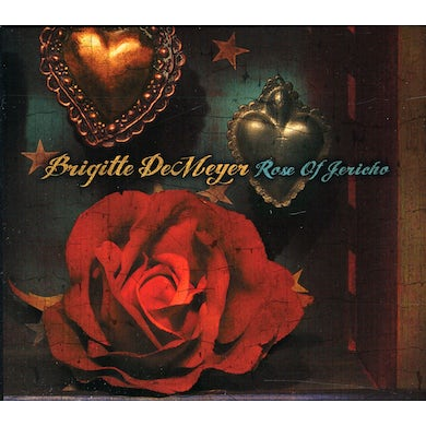 Brigitte Demeyer ROSE OF JERICHO CD