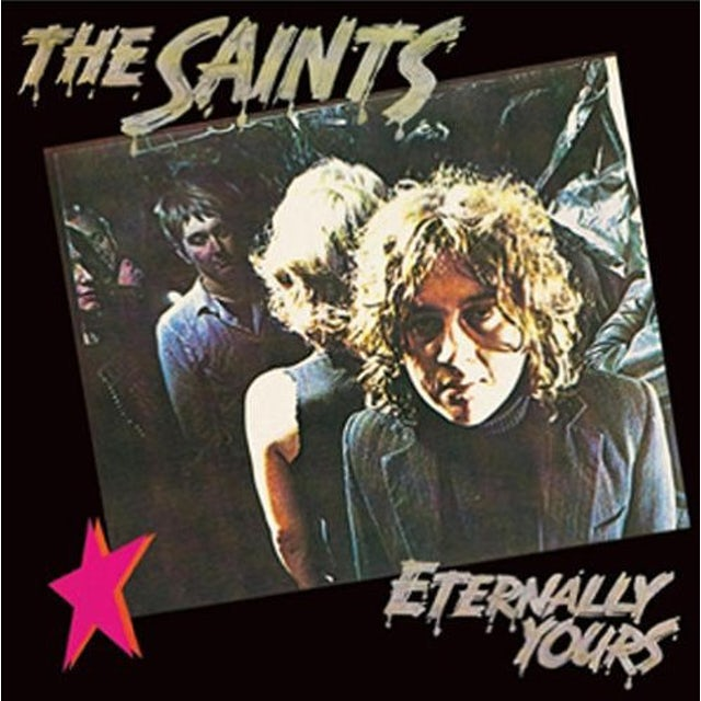 The Saints ETERNALLY YOURS Vinyl Record - 180 Gram Pressing