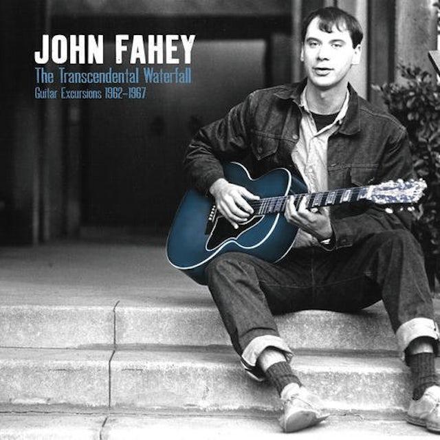 John Fahey TRANSCENDENTAL WATERFALL Vinyl Record