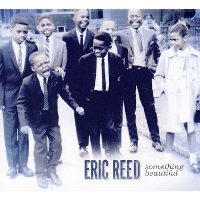 Eric Reed SOMETHING BEAUTIFUL CD