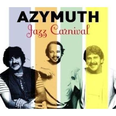 Azymuth JAZZ CARNIVAL CD