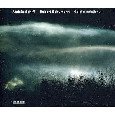 Andras Schiff ROBERT SCHUMANN/GEISTERVARIATIONEN CD