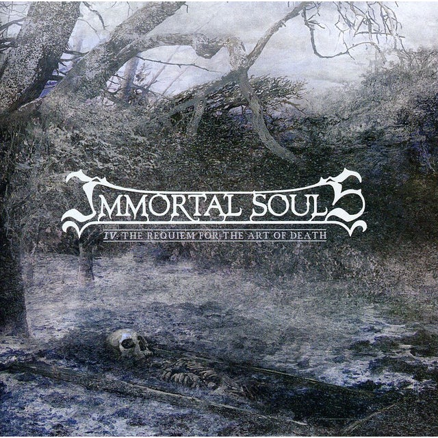 Immortal Souls IV: THE REQUIEM FOR THE ART OF DEATH CD