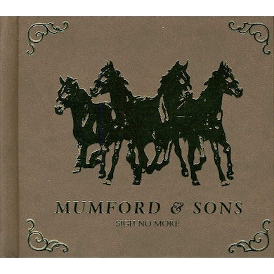 Mumford & Sons SIGH NO MORE (DELUXE CD/DVD) CD
