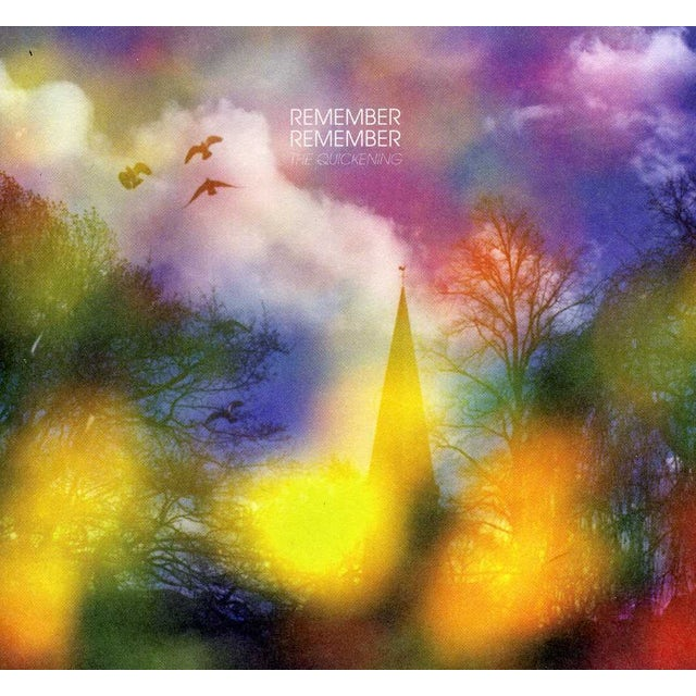 Remember Remember QUICKENING CD