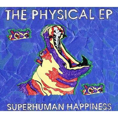 Superhuman Happiness PHYSICAL CD