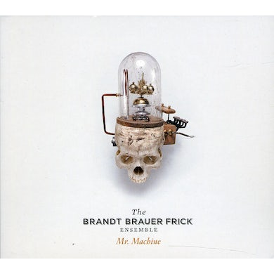 Brandt Brauer Frick MR MACHINE CD