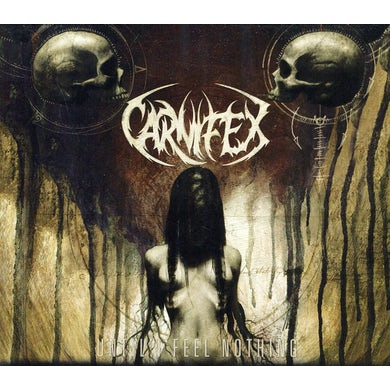 Carnifex UNTIL I FEEL NOTHING CD