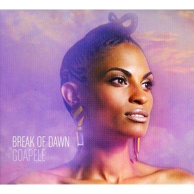 Goapele BREAK OF DAWN CD