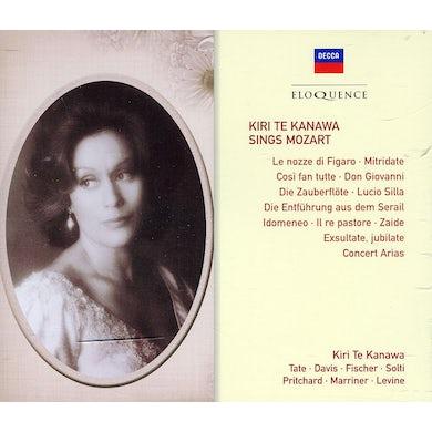KIRI TE KANAWA SINGS MOZART CD