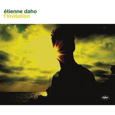Etienne Daho L'INVITATION Vinyl Record