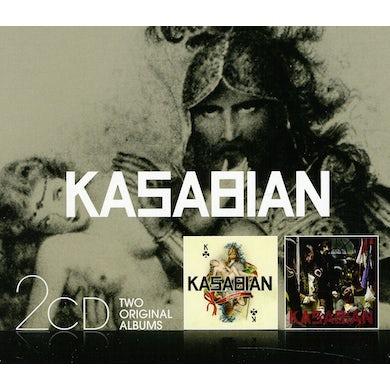 Kasabian EMPIRE / WEST RYDER PAUPER LUNATIC ASYLUM CD