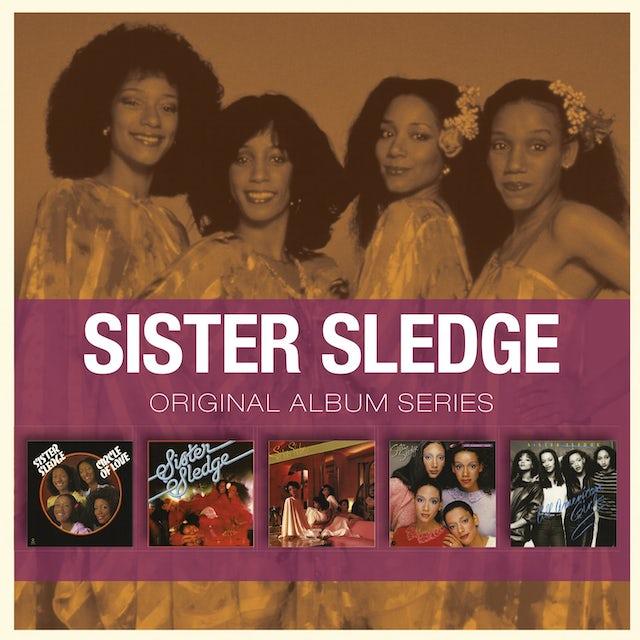 Sister Sledge ORIGINAL ALBUM SERIES CD