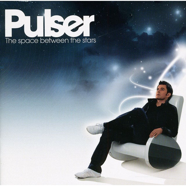 Pulser SPACE BETWEEN THE STARS CD