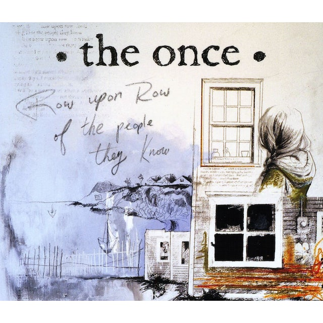 Once ROW UPON ROW OF THE PEOPLE THEY KNOW CD