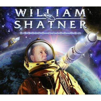 William Shatner SEEKING MAJOR TOM CD
