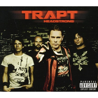 Trapt HEADSTRONG CD