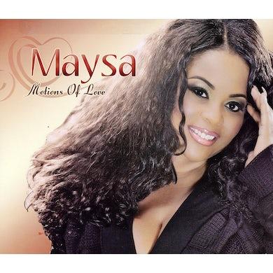 Maysa MOTIONS OF LOVE CD