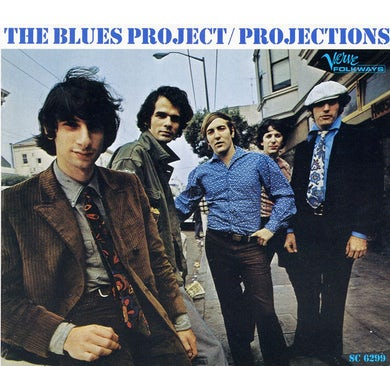 Blues Project PROJECTIONS CD