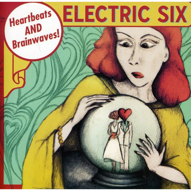 Electric Six HEARTBEATS & BRAINWAVES CD