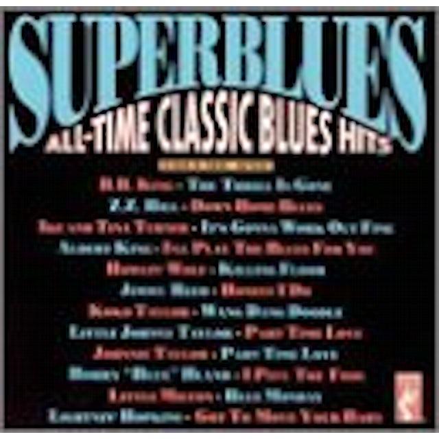 Super Blues 1 / Various Vinyl Record