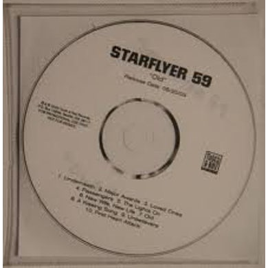 Starflyer 59 OLD Vinyl Record