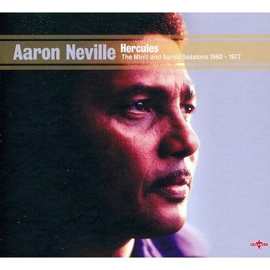 Aaron Neville MINIT & SANSU SESSIONS CD