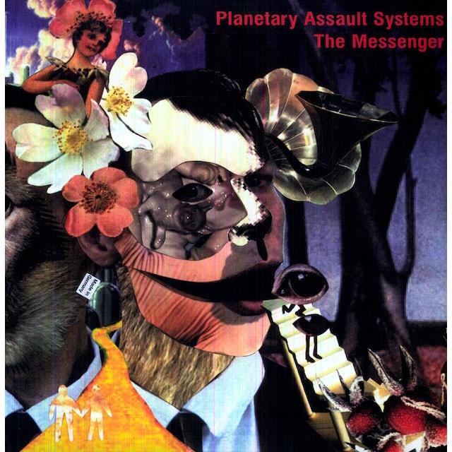 Planetary Assault Systems MESSENGER Vinyl Record