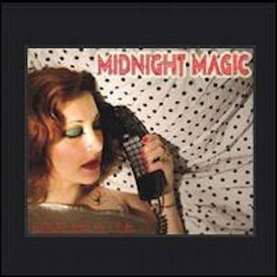 Midnight Magic DROP ME A LINE Vinyl Record