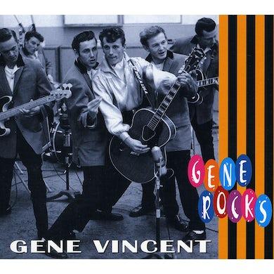 Gene Vincent ROCKS CD
