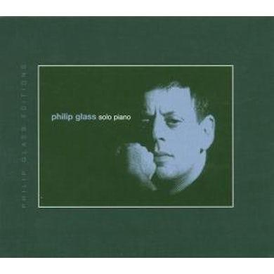 Philip Glass SOLO PIANO CD