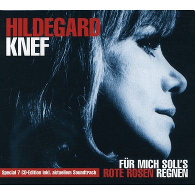 Hildegard Knef FUR MICH SOLL'S ROTE ROSEN RENGEN CD