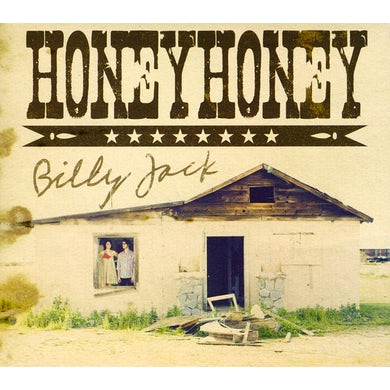 Honeyhoney BILLY JACK CD