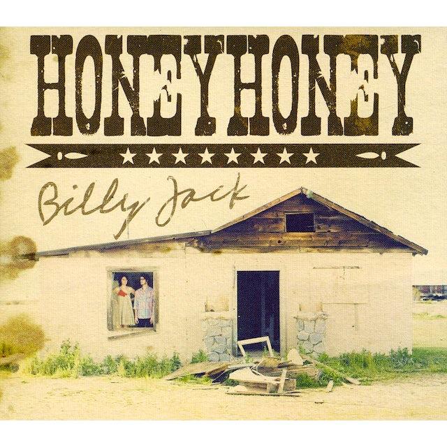 Honeyhoney BILLY JACK CD