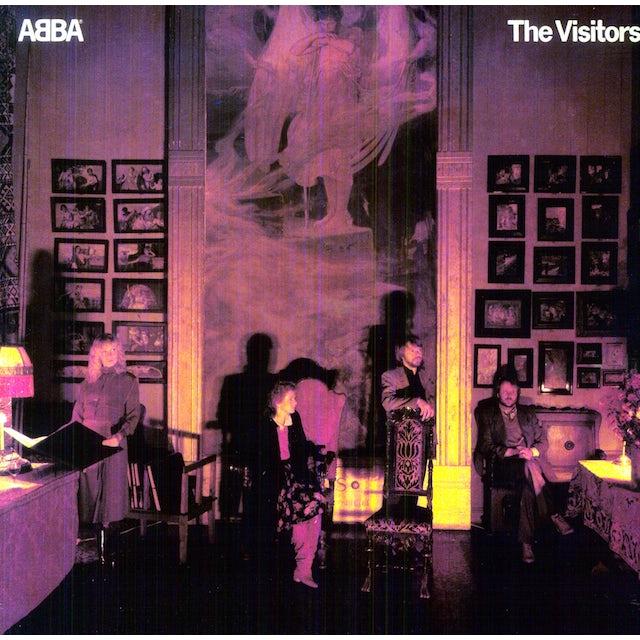 Abba VISITORS Vinyl Record
