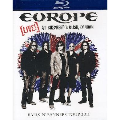 Europe LIVE AT SHEPHERD'S BUSH LONDON Blu-ray