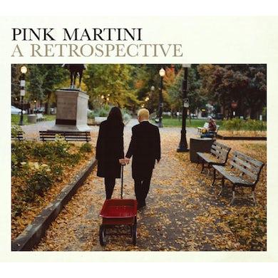 Pink Martini RETROSPECTIVE CD